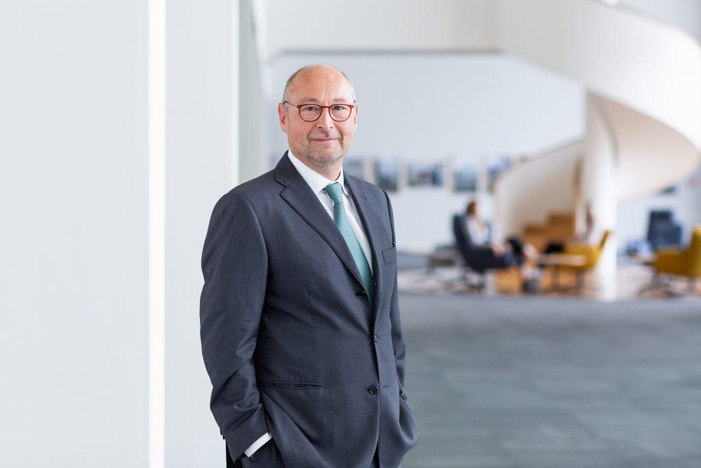 DOMBLICK-Interview mit Rolf Buch VÖD 20200720 (c) Vonovia