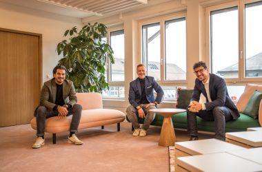 DOMBLICK-Beitrag Flexible Büroflächen_VÖD 20210112 Bild_Newhome_Headsquarter_HB Real Estate AG