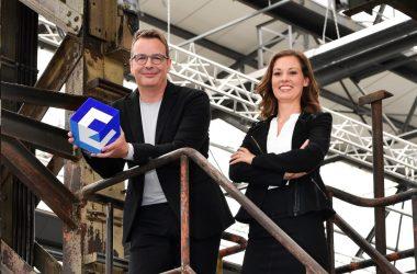 DOMBLICK-Interview EDUCIA mit Matthias Schullen und Janine Jaensch_2_VÖD 20210302_Bild Michael Lübke
