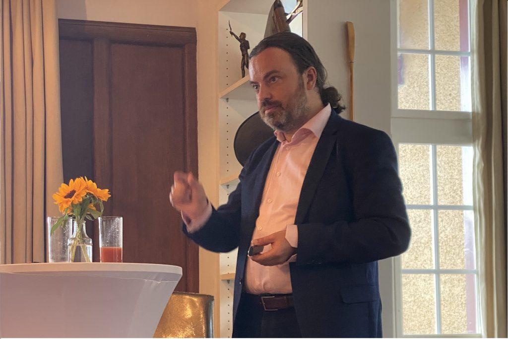 DOMBLICK-Beitrag - PropTech1 Venture-Capital-Fonds sucht weitere Investoren - VÖD 20210902 (c) Mathias Rinka
